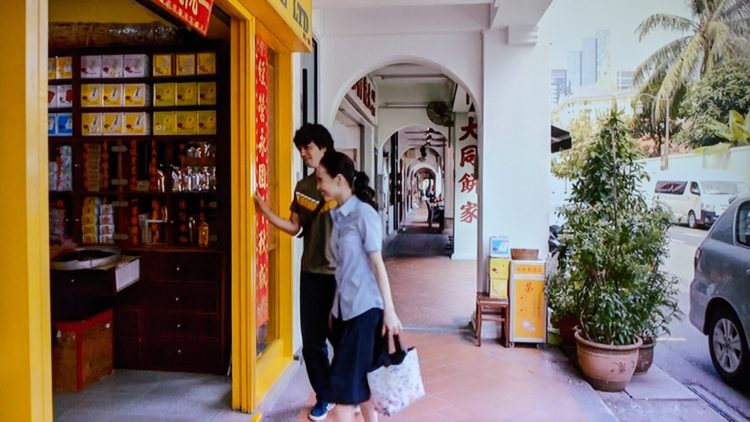 Pek Sin Choon Pte Ltd 家族のレシピ 伯父さんの行方を尋ねる中国茶の店